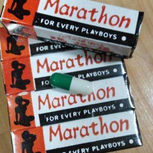 Marathon Pills