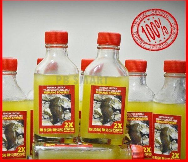 leach oils for penis